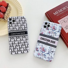 Dior Style iPhone 11 Pro Max xr x 8 7 Plus Case Back Cover