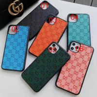 GG EMBOSSED Luxury Phone Case for iphone