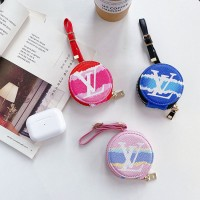 LV Beach Style Airpods Universal Carrying Bag Case