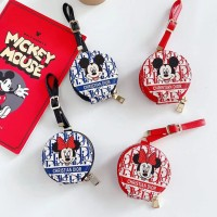Disney X Dior Airpods Pro & Air Pods 2 Universal Carrying Bag Case