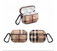 Luxury Burbe Airpods Pro Case Protective Cover