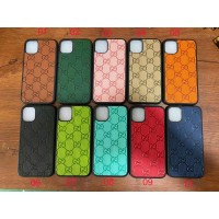 GG Luxury iPhone Case Back Skin Cover