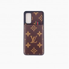 Louis Vuitton Galaxy S21 S20 Plus Ultra Case Pull Card Cover