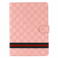 Designer GG iPad Leather Case Embossing Stand Cover