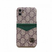 2020 GG Style iPhone Case Cover Green Label