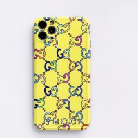 GUCC iPhone Colorful Case Back Cover