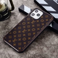 LV iPhone Case Small Monogram Skin Back Cover