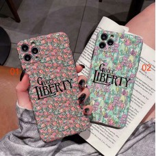 GG Flower iPhone Case Back Cover