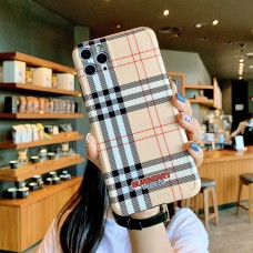 Burberry iPhone Case Back Cover IMD Craft